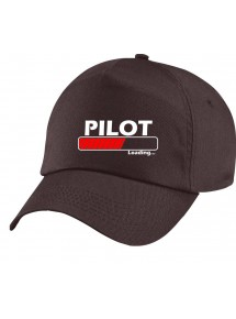 Original 5-Panel Basecap , Pilot Loading