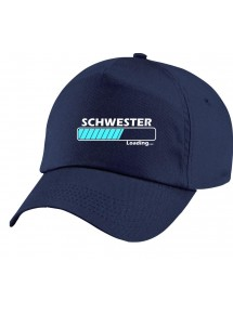 Original 5-Panel Basecap , Schwester Loading