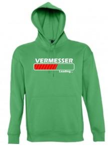 Kapuzen Sweatshirt  Vermesser Loading
