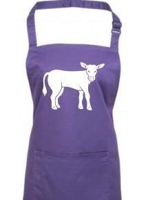 Kochschürze, Tiere Kuh, Bulle