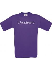 T-Shirt individuell mit Ihrem Wunschtext versehen kult