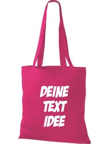 Jute Stoffbeutel mit Wunschtext oder Logo bedruckt