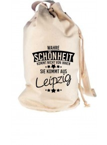 Seesack Wahre Schönheit kommt aus Leipzig