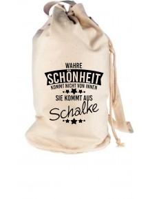 Seesack Wahre Schönheit kommt aus Schalke