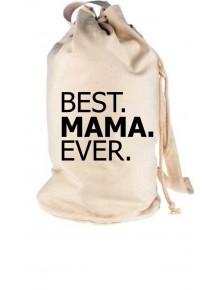 Rucksack Seesack , BEST MAMA EVER