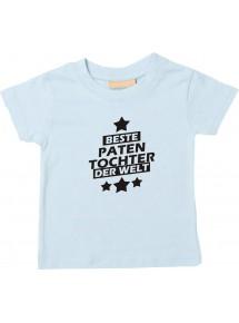 Kinder T-Shirt beste Patentochter der Welt