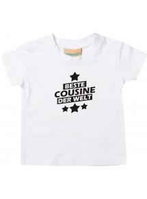 Kinder T-Shirt beste Cousine der Welt