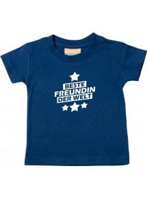 Kinder T-Shirt beste Freundin der Welt