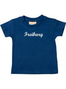 Kinder T-Shirt City Stadt Shirt Freiburg Deine Stadt Kult