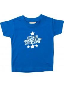 Kinder T-Shirt beste Urenkelin der Welt