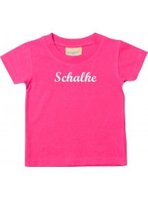Kinder T-Shirt City Stadt Shirt Schalke Deine Stadt Kult