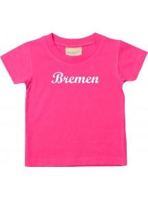 Kinder T-Shirt City Stadt Shirt Bremen Deine Stadt Kult