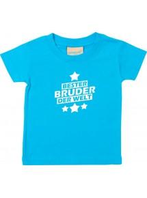 Kinder T-Shirt bester Bruder der Welt