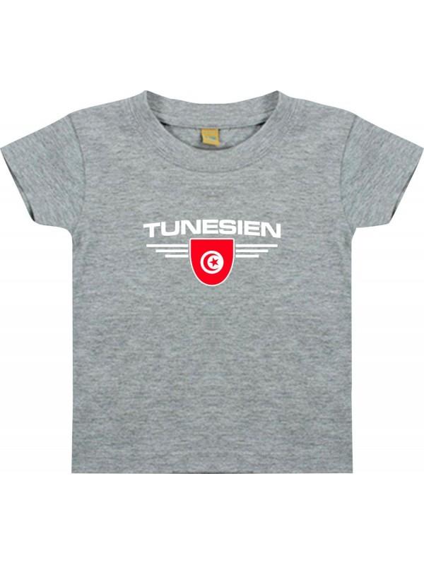 Land Wappen Länder Baby Body Tunesien