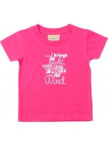 Kinder T-Shirt  mich kriegt ihr nicht, ich bin frei wie der Wind,  0-48 Monate