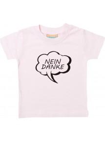 Kinder T-Shirt Sprechblase nein danke