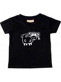 Kinder T-Shirt  Funny Tiere Schäfchen