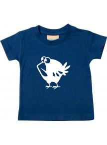 Kinder T-Shirt  Funny Tiere Vogel Spatz