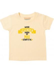 Kinder T-Shirt  Wahre LEGENDEN haben im MAI Geburtstag