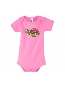 Baby Body mit tollen Motiven Schildkröte