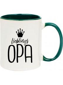 Kaffeepott Lieblings Opa