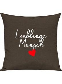 Sofa Kissen Partnergeschenk Lieblingsmensch