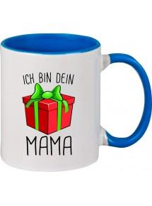 Kindertasse Tasse, Ich bin dein Geschenk Mama Weihnachten Geburtstag, Tasse Kaffee Tee