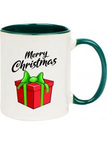 Kindertasse Tasse, Merry Christmas Geschenk Frohe Weihnachten, Tasse Kaffee Tee
