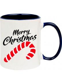 Kindertasse Tasse, Merry Christmas Zuckerstange Frohe Weihnachten, Tasse Kaffee Tee
