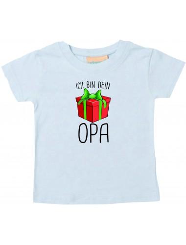 Baby Kids-T, Ich bin dein Geschenk Opa Weihnachten Geburtstag