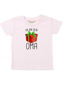 Baby Kids-T, Ich bin dein Geschenk Oma Weihnachten Geburtstag