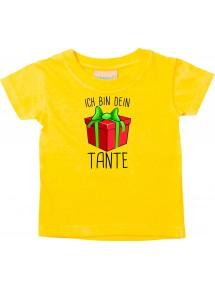 Baby Kids-T, Ich bin dein Geschenk Tante Weihnachten Geburtstag