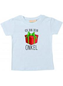Baby Kids-T, Ich bin dein Geschenk Onkel Weihnachten Geburtstag