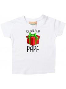 Baby Kids-T, Ich bin dein Geschenk Papa Weihnachten Geburtstag