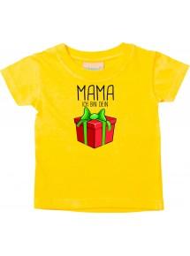 Baby Kids-T, Mama ich bin dein Geschenk Weihnachten Geburtstag