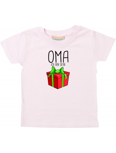 Baby Kids-T, Oma ich bin dein Geschenk Weihnachten Geburtstag