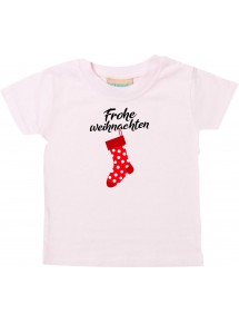 Baby Kids-T, Frohe Weihnachten Weihnachtssocke Merry Christmas
