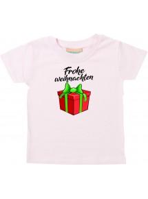 Baby Kids-T, Frohe Weihnachten Geschenk Merry Christmas