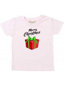 Baby Kids-T, Merry Christmas Geschenk Frohe Weihnachten
