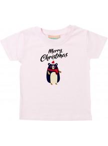 Baby Kids-T, Merry Christmas Bär Frohe Weihnachten