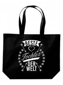 Beutel, beste Tochter der Welt, Tasche Shopper