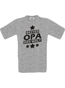 Männer-Shirt bester Opa der Welt