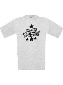 Männer-Shirt bester Schwager der Welt