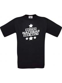 Männer-Shirt bester Nachbar der Welt