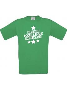 Männer-Shirt bester Kollege der Welt