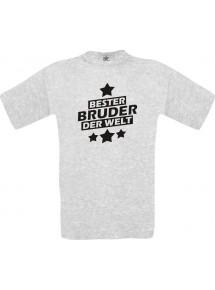 Männer-Shirt bester Bruder der Welt