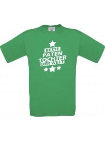 Kinder-Shirt beste Patentochter der Welt