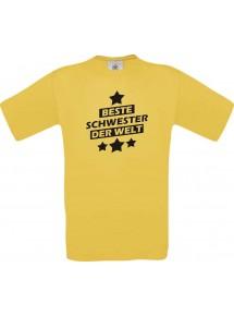 Kinder-Shirt beste Schwester der Welt