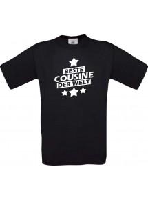 Kinder-Shirt beste Cousine der Welt