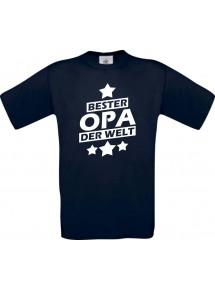 Kinder-Shirt bester Opa der Welt